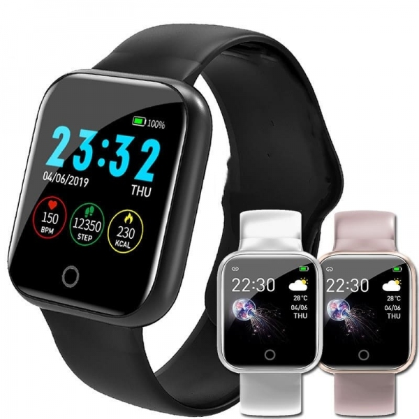 I5 Unisex Smart Watch For Android & Ios