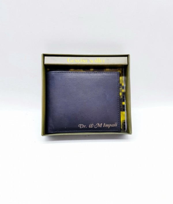Personalized Leather Wallets