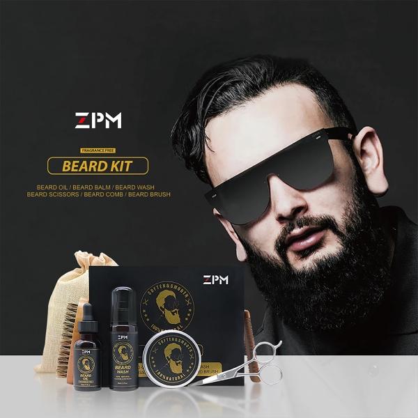 Zpm Beard Kit