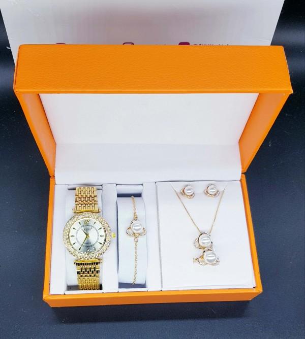 Pearl Elegant Gift Set (5pc)