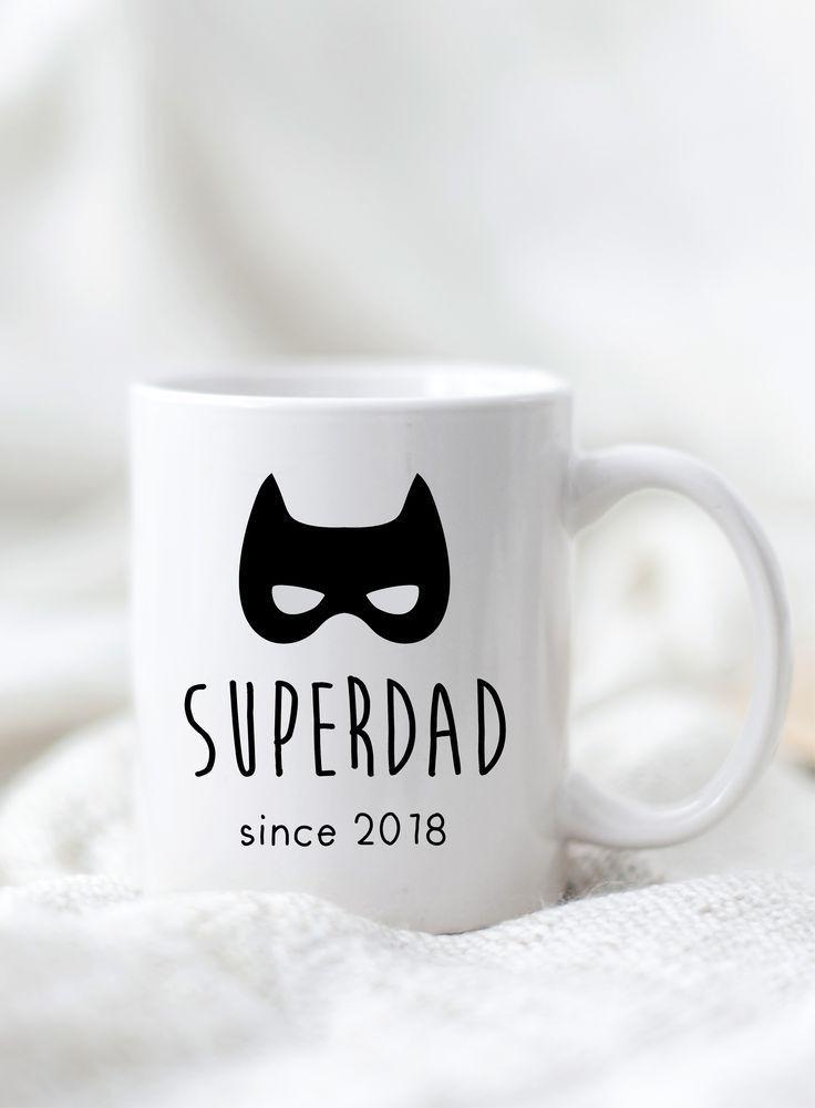 Super Dad Personalized Mug