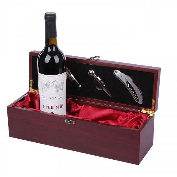 Wine Opening Accessories Case