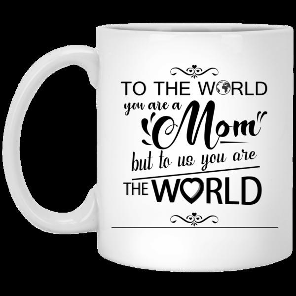 World's Best Mum Personalized Mug