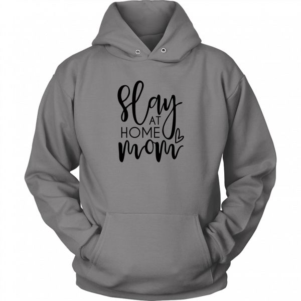Slay At Home Mum Personalized Hoodie