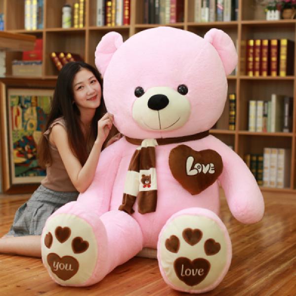 Giant Plush Teddy Bear 100cm