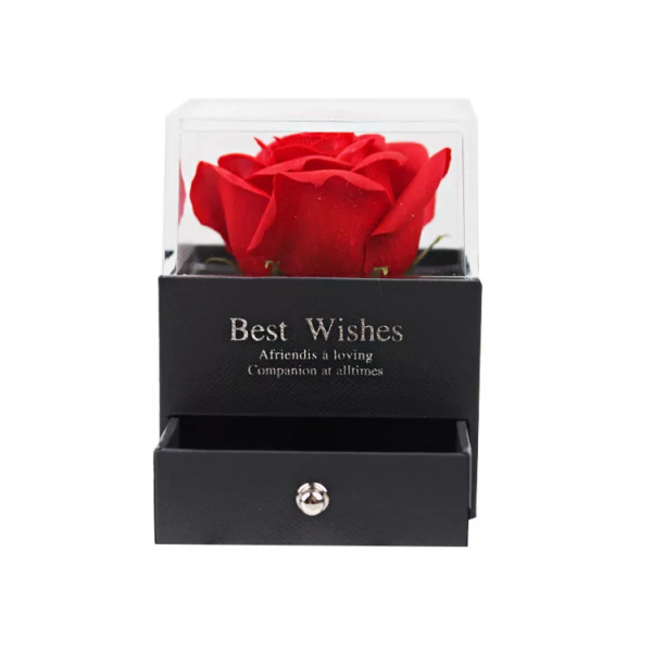 Forever Rose Keepsake Box