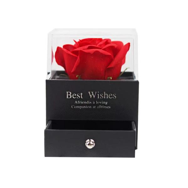 Forever Rose Keepsake Box