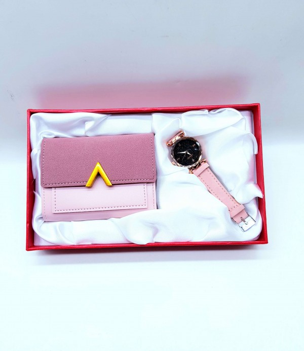 Wallet & Watch Set