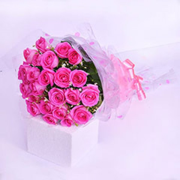 All Pink Roses