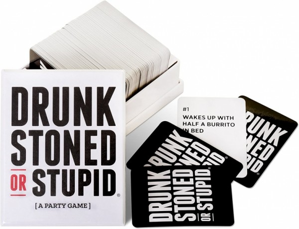 Drunk, Stoned Or Stupid Party Game