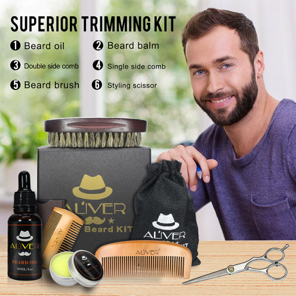 Aliver Beard Kit