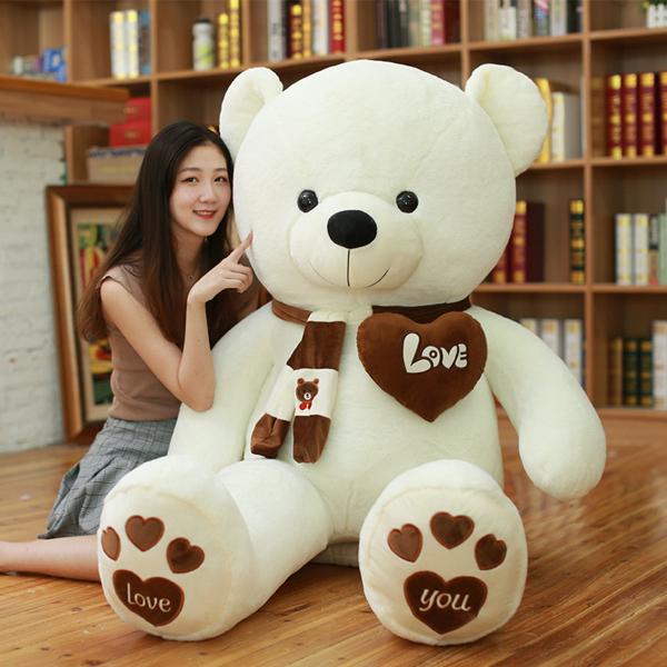 Giant Plush Teddy Bear 120cm