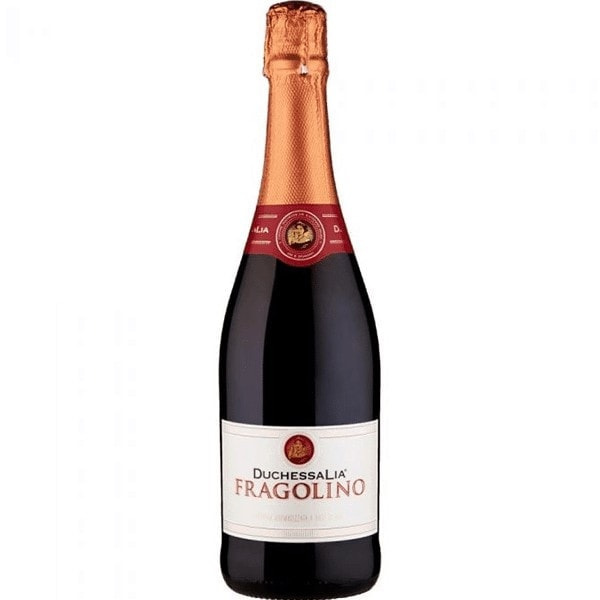 Fragolino Red Duchessa Sparling Wine
