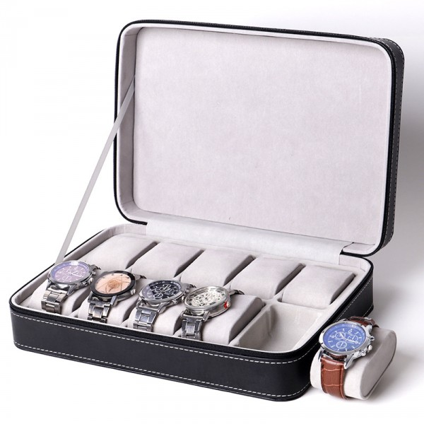 Luxury 10pc Watch Organizer
