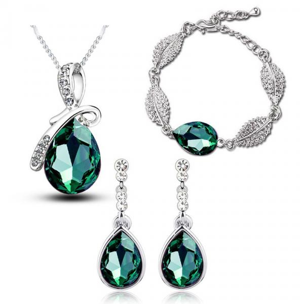 Rhinestone Jewelry Sets