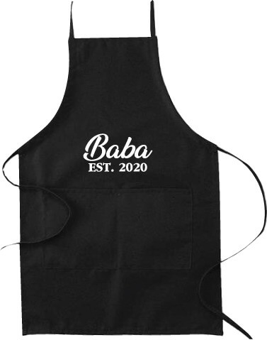 Personalized Kitchen Aprons