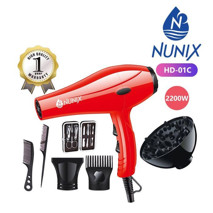 Professional /home 2200w Blow Dry Hair Dryer