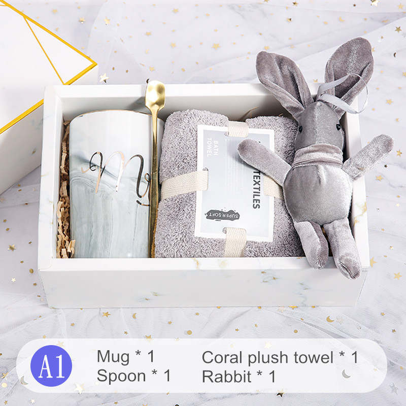 Mr. Plush Gift Set